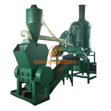 Standard copper cable recycling equipment