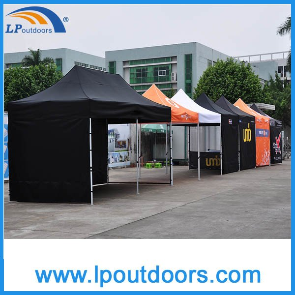 3X3m Outdoor Customs Printing Folding Canopy Gazebo Tent for Advertising