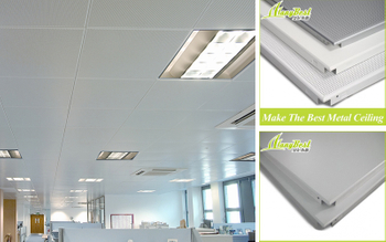 Aluminum Ceiling Tiles Selection Method