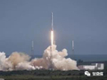 "First Launch of the ""Falcon 9"" Rocket with Titanium in stead of Aluminum"
