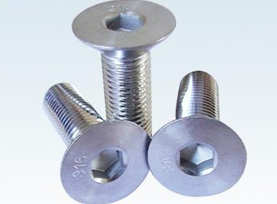 Titanium Flat Waser Nuts Titanium Conical Washer Nuts