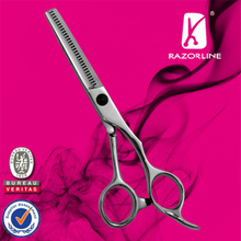 Razorline K101RT Professional Hair thinner Scissor with WCA and BSCI certificate