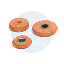456-6366 Roller set Rubber parts