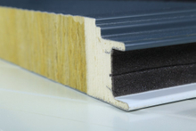 Wall - Rockwool Sandwich Panel