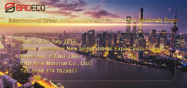 Green Archtacture And Construction Building Material Expo, We Meet You There!