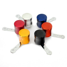 Universal Motorcycle Aluminum Brake Reservoir Oil Cup