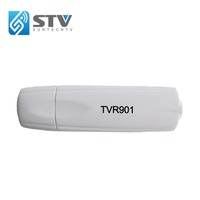 DVB-T2, DVB-C, DAB+ 6 in 1 USB Dongle