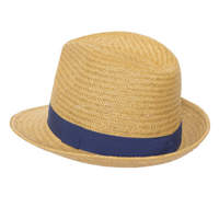 2018 New Arrival Hot Sale Paper Straw Cowboy Hat Sun Caps