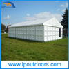 Heavy Duty Aluminum Frame Solid ABS Glass Wall Tent