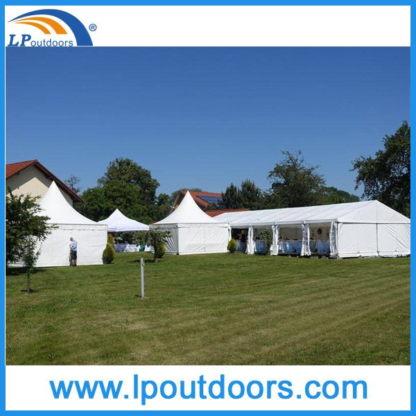 10X30m Wedding Party Tent with 5X5m Pagoda Marquee