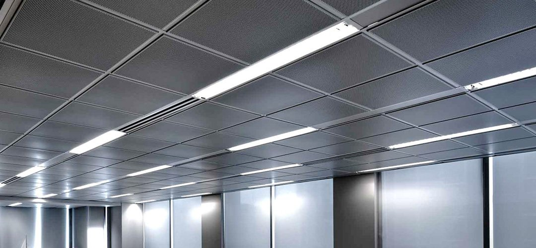 lay-in ceiling