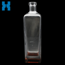 High Class 650ml Glass Bottle for Spirit