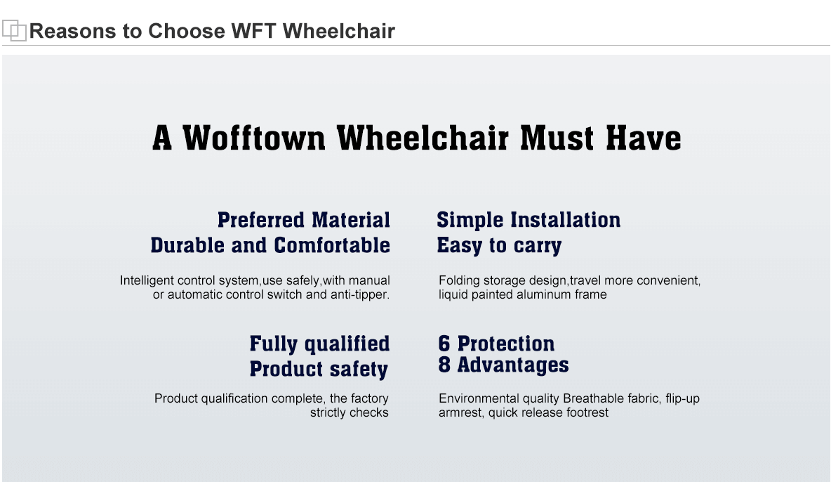 electric wheelchair advantages