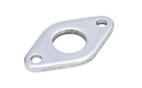 ISO 6432 Stainless Steel Mini Cylinders MI Flange Bracket