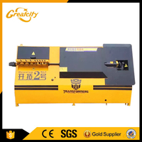 China Manufacturer High Standard Steel Bar Bending Machine