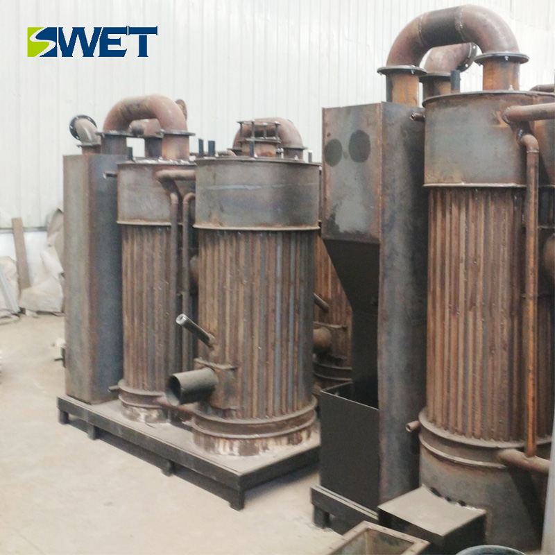 gas steam boiler 1