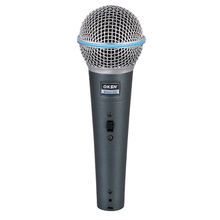 Beta-58 wired professional stage KTV microphone