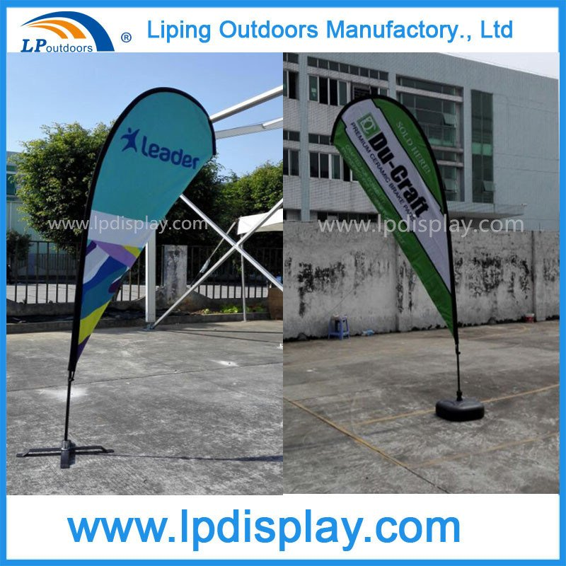 More Sizes Customized Flags and Banners Feather Teardrop Flags
