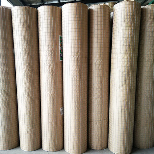 electro galvanized welded wire mesh1
