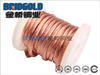BGTS(X) Type Flexible Copper Stranded Wires for Electric Brush Single Wire Diameter: 0.10mm (AWG38 ), 0.12mm
