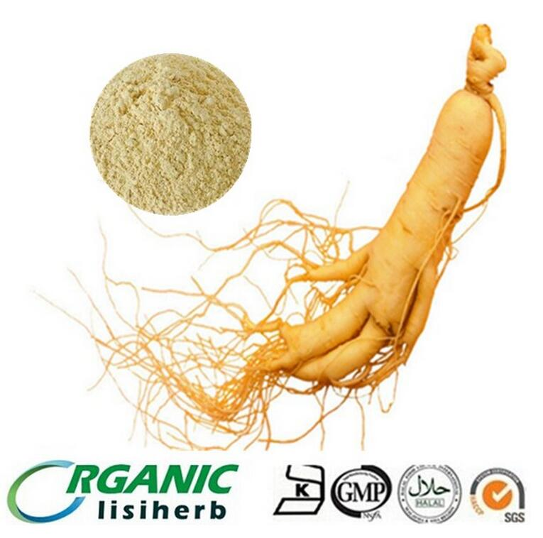 Factory supply organic panax ginseng root extract powder