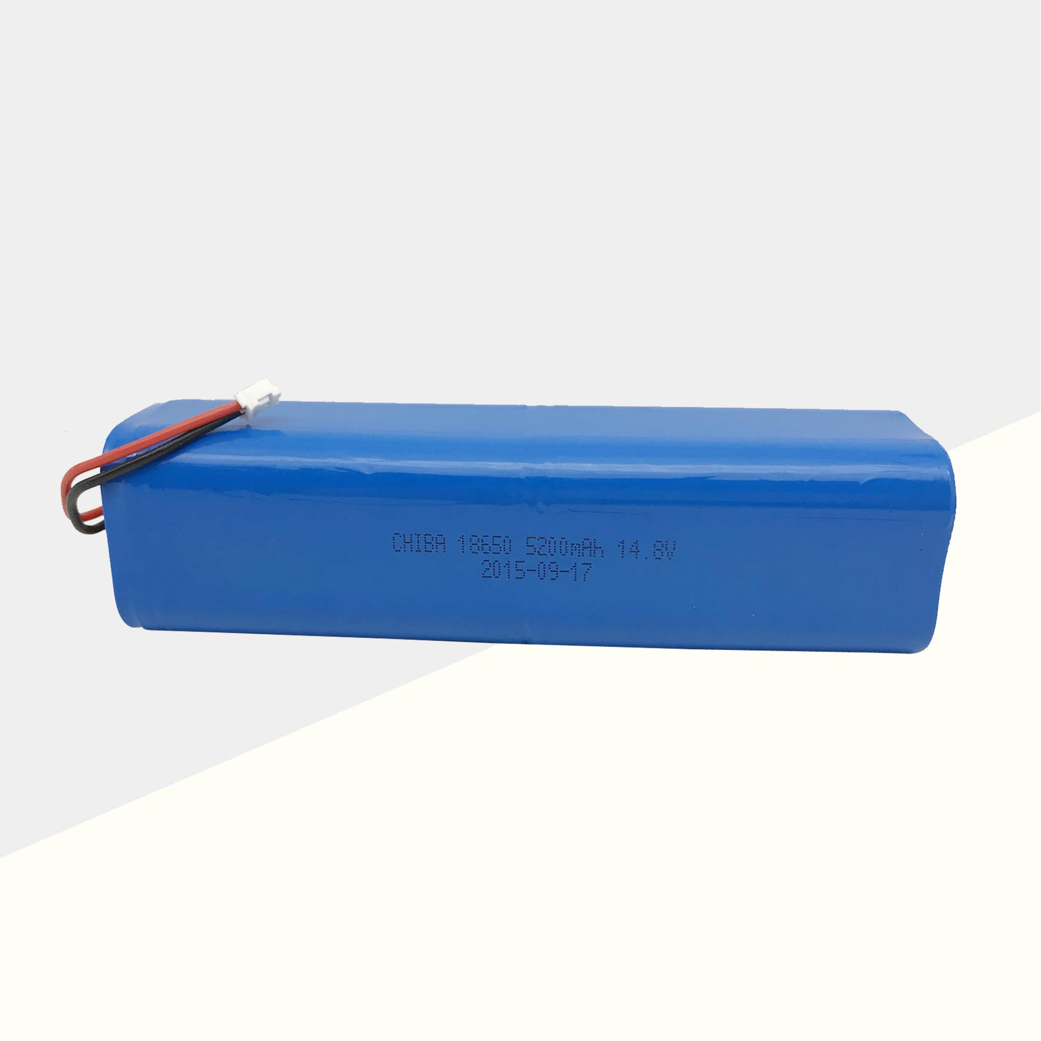 14.8V 5200mAh 4S2P Rechargeable Li-ion Battery Pack NO.1006
