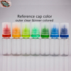 10ml E Liquid Bottles Empty Plastic Dropper Bottle