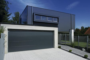 Flush Design Garage Doors