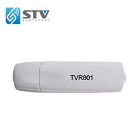 DVB-T/T2, DAB+, SDR 6 in 1 USB Dongle