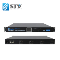 8 Channel ISDB-T HD-MI Encoder Modulator