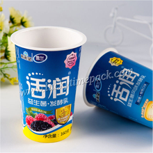 Food Grade Plastic Yogurt Pp Dessert Cup with Logo