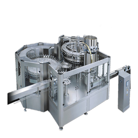 CGF60-60-15 Liquid Filling Machine (500ml, 25000BPH)
