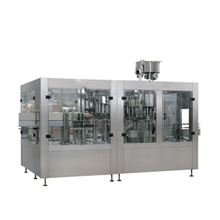 Rotary Type Oil Filling Machine
