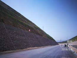 Introduce four special slope greening
