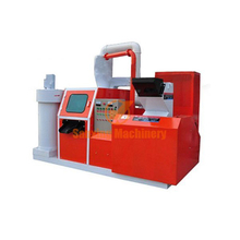 Integral waste copper wire recycling machine