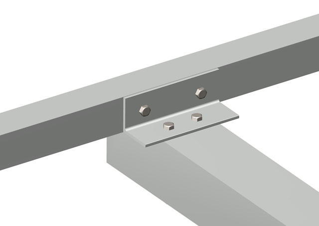 Pole Ground Mounting System