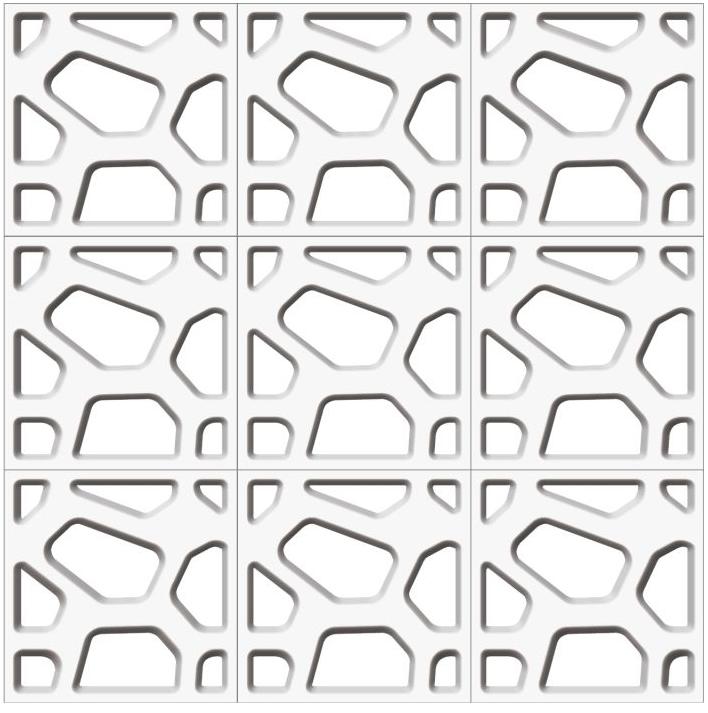 2018 diseños únicos - clip de aluminio en el techo