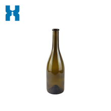 Glass Wine Bottle 75cl