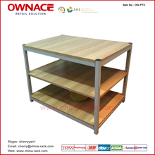 OW-PT5 Promotion Table, Exhibithion Desk, Promotion Counter, Display Stand, Commodity Shelf