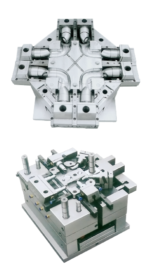 管件模具(PVC Fitting Mould - PPR Fitting Mould - PE Fitting Mould@2x