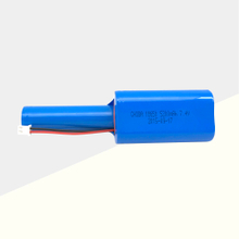 7.4V 5200mAh 2S2P Rechargeable Li-ion Battery Pack NO.1015