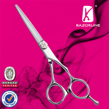 Razorline AK03 Japanese HITACHI 440C Hair Scissor with WCA and BSCI certificate