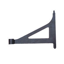 Fire reel rocker arm iron bracket