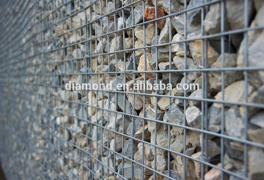 Home depot wire mesh gabions - Diamond Wire Netting & Finished ...