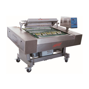 DZ-980 Continuous Belt Type Automatic Vacuum Packaging Machine