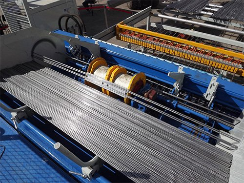 5 Construction Mesh Coil Machine