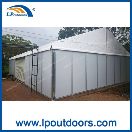 10X15m Outdoor Sandwich Wall Temporary Warehouse Storage Tent for Sale