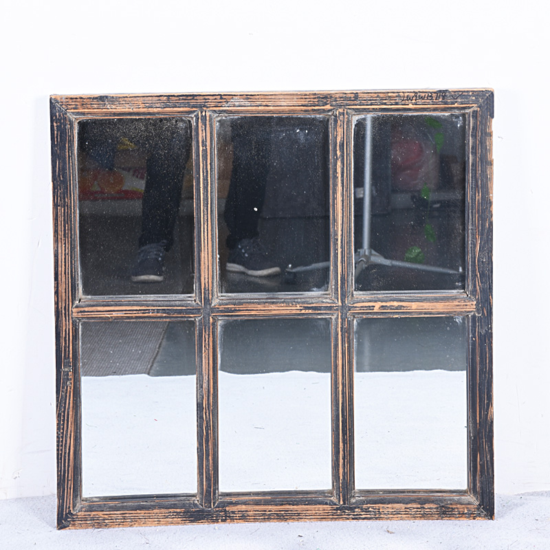 Vintage Rustic Balck Hanging 6 Opening Window Design Wholesale ...