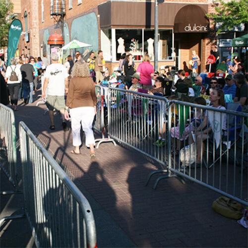 Crowd Control Barrier10