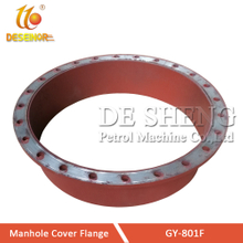 GY-801F Steel Manhole Cover Seat Flange